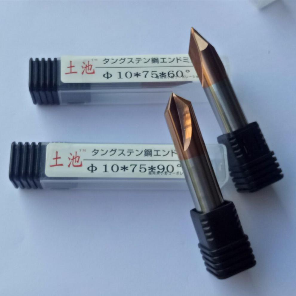 90 степень жесткий сплав стали вольфрама фаска нож фаска резак сплав фаска нож покрытие фаска нож