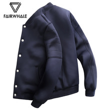 Mark Warfield Jacket Men's Autumn Clothes 2019 New Korean Fashion Baseball Clothes Leisure Handsome Men's Jacket Spring and Autumn