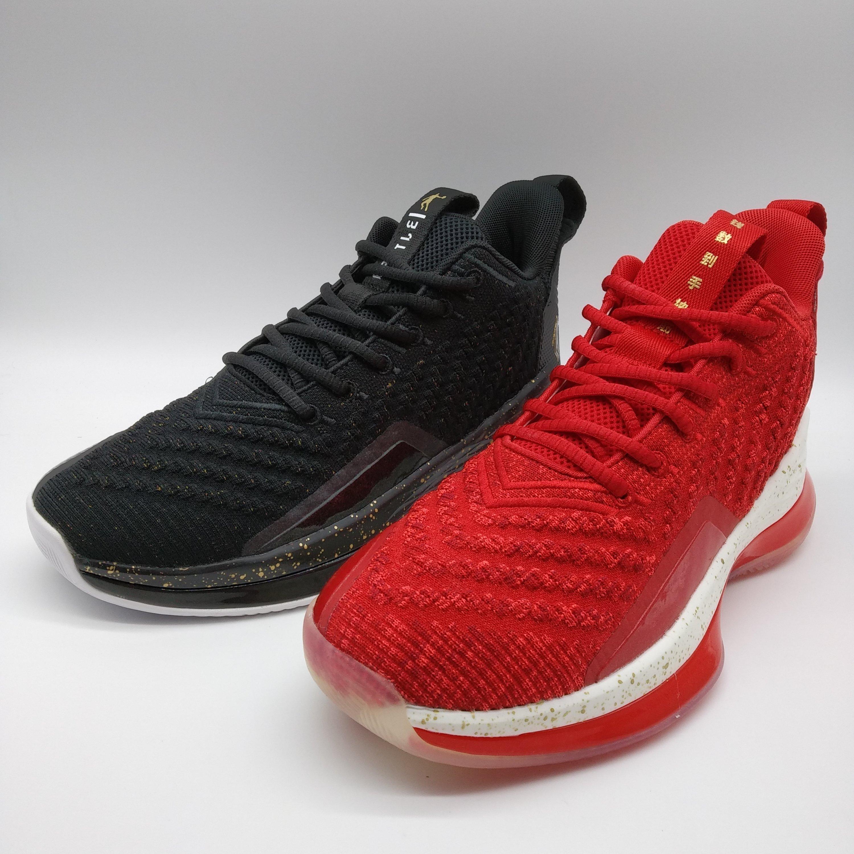 乔丹篮球鞋男密网2020春季减震耐磨时尚峰刺运动鞋AM13200101中帮图片