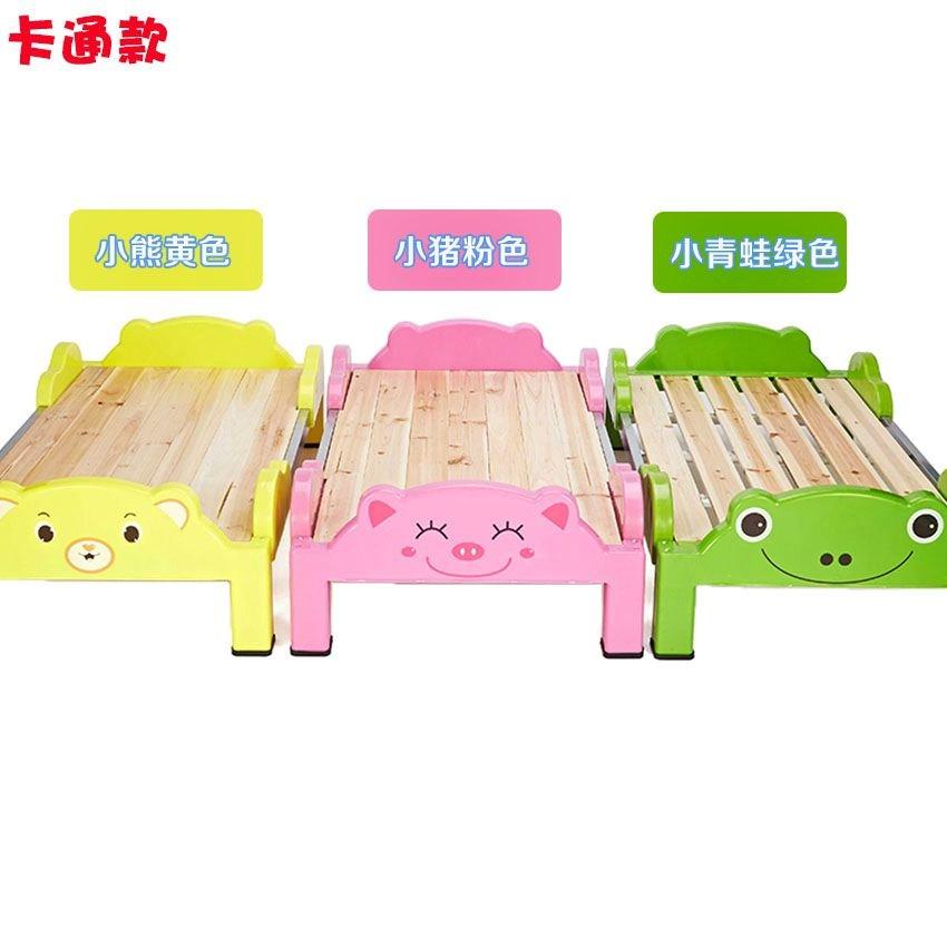 Младенец кровать мультики складные кровать детский сад ребенок вздремнуть кровать пластик геморрой кровать дети кровать ученик кровать