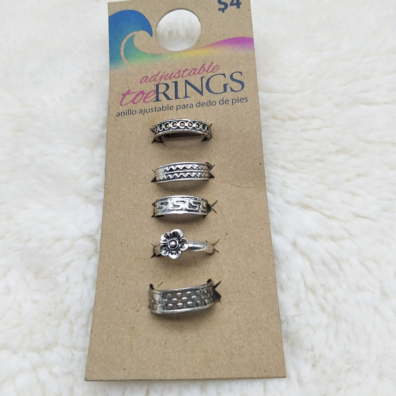 A69 Qingdao jewelry foreign trade European and American original single jewelry female retro open set ring ring
