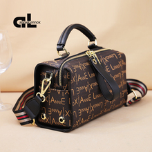 Bag 2020 new fashion women's bag fashion versatile handbag large capacity messenger bag 2019 New Boston Bag