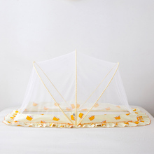 Red trembling sound of mosquito net for baby products