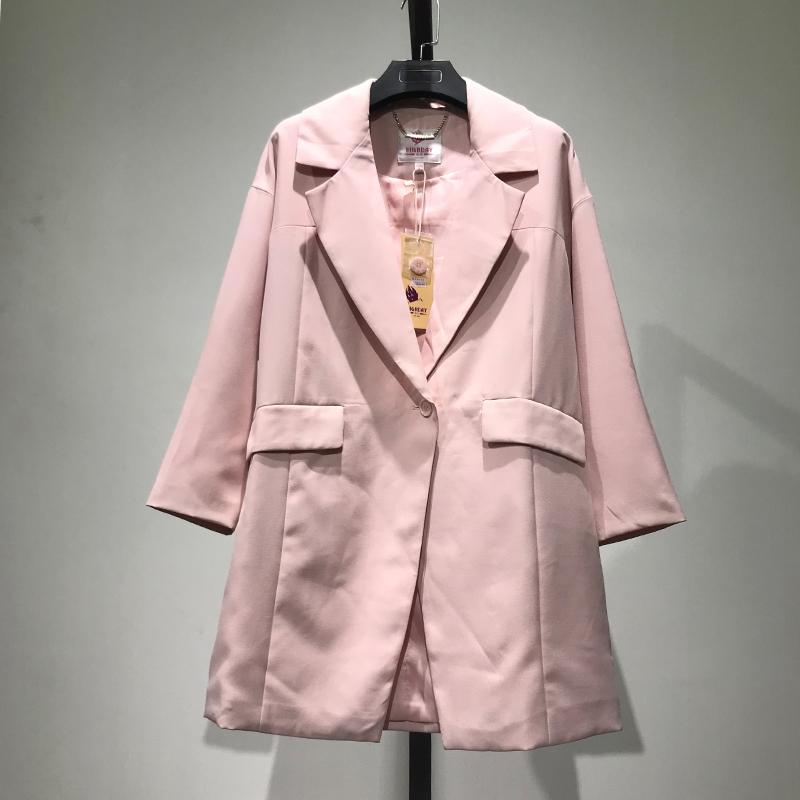 衣本折扣【轩】19.9元外单品牌女装外套特价正品纯色大码小西装
