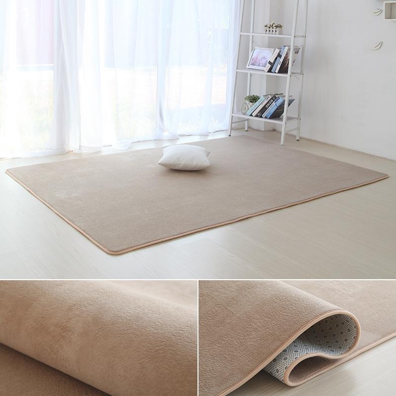 假一赔十卧室ins风床边少女可爱垫子地毯