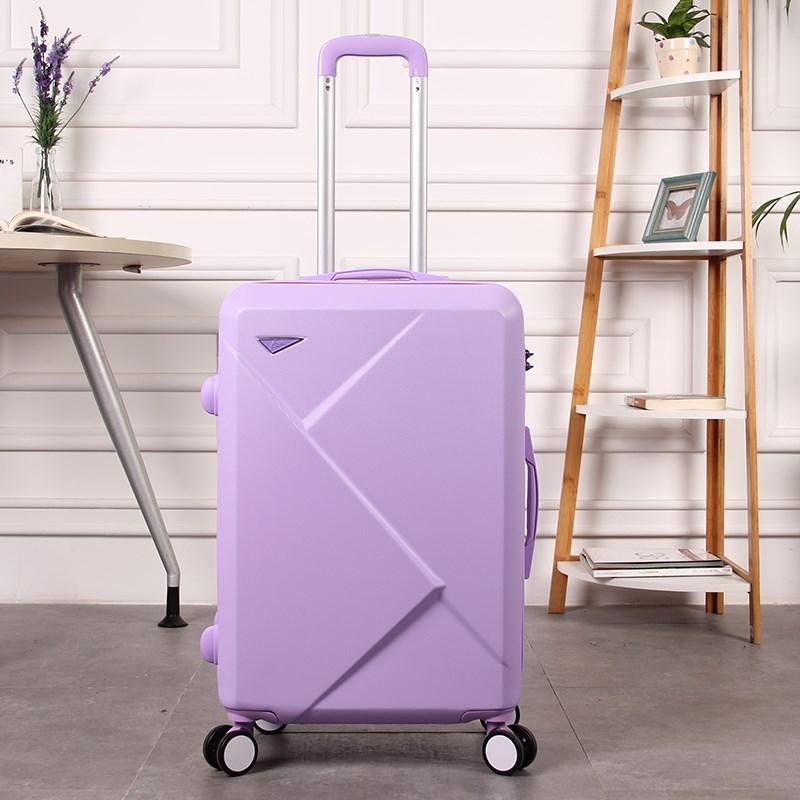 2019新款行李箱旅行箱24拉杆箱万向轮女26密码箱20寸韩版皮箱学生