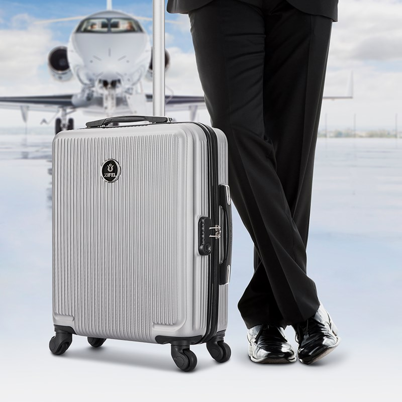 18寸20寸标准登机箱商务行李箱拉杆箱学生单拉杆旅行箱万向轮法国
