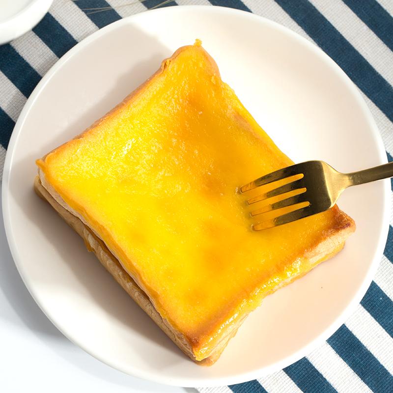 岩烧乳酪吐司面包零食休闲整箱早餐食品手撕糕点美食全麦速食营养