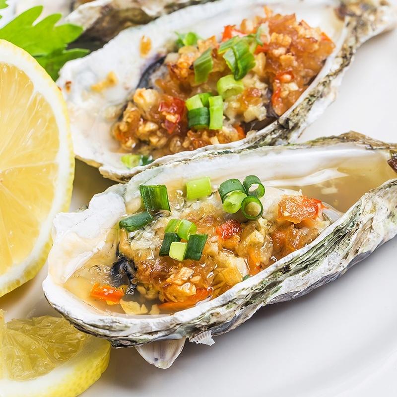 生蚝鲜活10斤海蛎子5斤乳山海产网红特产碳烤肥海鲜精品海捕