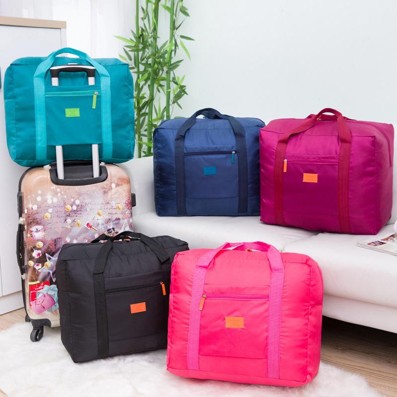 旅游出差折叠包手提便携行李箱整理包...