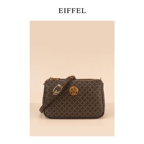 艾菲尔品牌女包女士小包包单肩斜挎包妈妈包软皮时尚休闲挂包女