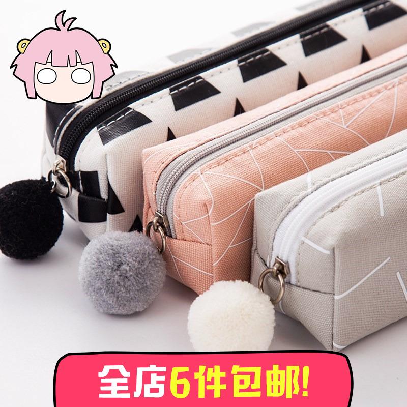 笔袋 韩国 可爱