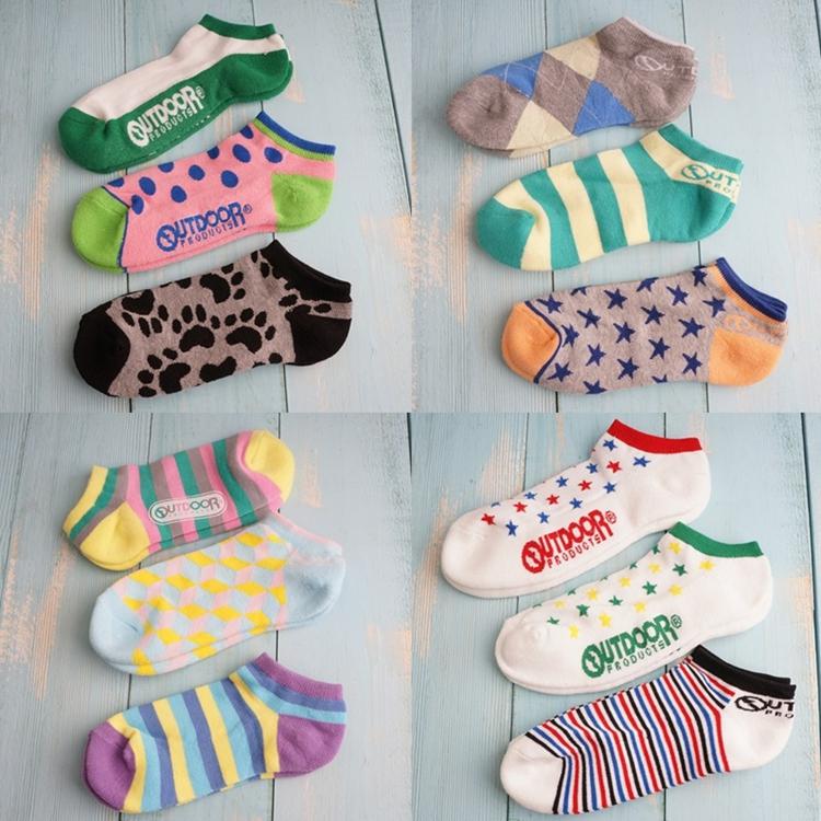 外贸出口运动袜女袜子短筒袜纯棉袜男袜子毛巾底袜加厚袜3双装5