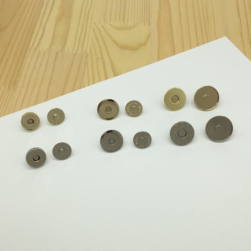 【磁扣合集】磁扣强吸蝶形带盖手工包包皮具DIY五金配件配料工具