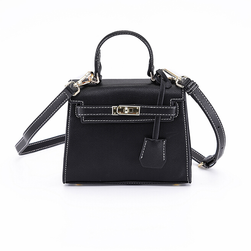 2020 fashion small bag female Korean version versatile Mini Kelly bag single shoulder girl messenger bag portable bag