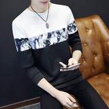 歌琰 春季新款男士长袖卫衣外套T恤 券后9.9元包邮 (34.9-20)