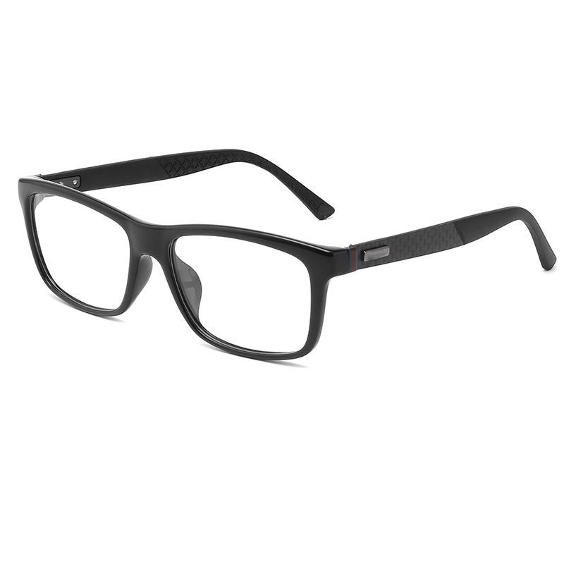 New mens business square glasses frame can be equipped with myopia and anti blue light glasses gg1045