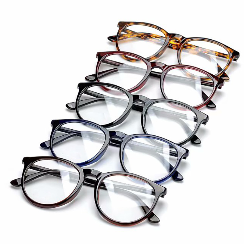 Plate large face full frame spectacle frame female fashion retro male decoration round face spectacle frame short-sighted female