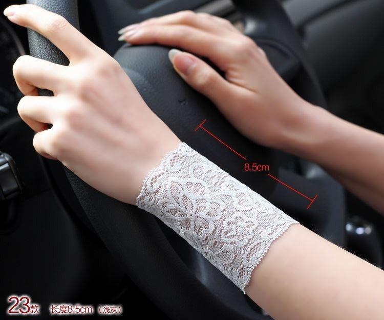 2018新款运动护腕女超薄薄款女时尚护手腕夏季遮疤透气手碗护套吸
