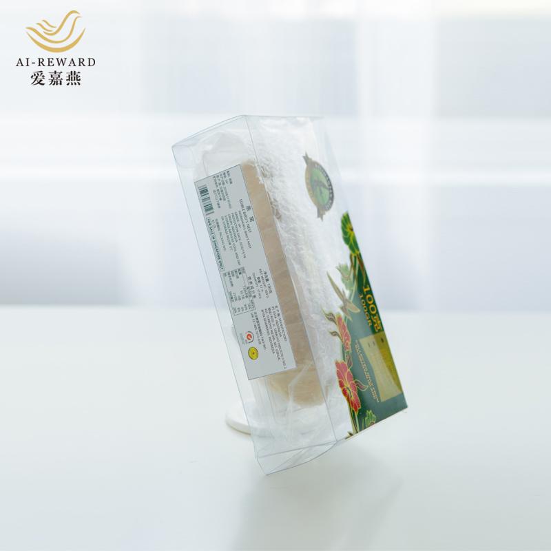 卡里曼丹燕窝正品印尼进口新加坡1A标准大盏100克原厂包装