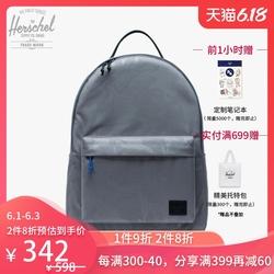 Herschel Classic 超大号 Delta 系列时尚双肩包 背包10492