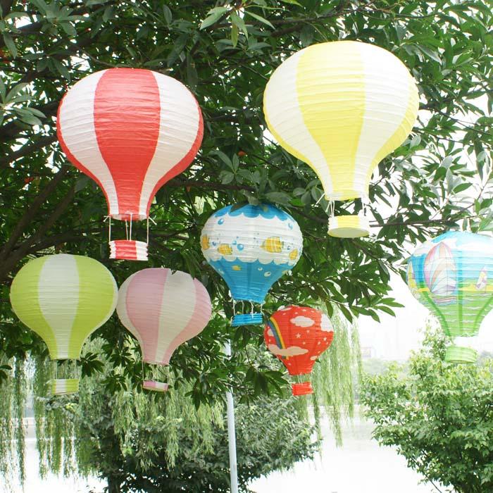 Новый С днем рождения нового года свет Бумага с воздушным шариком свет Размещение в отеле свадебное Празднуйте праздничный сезон