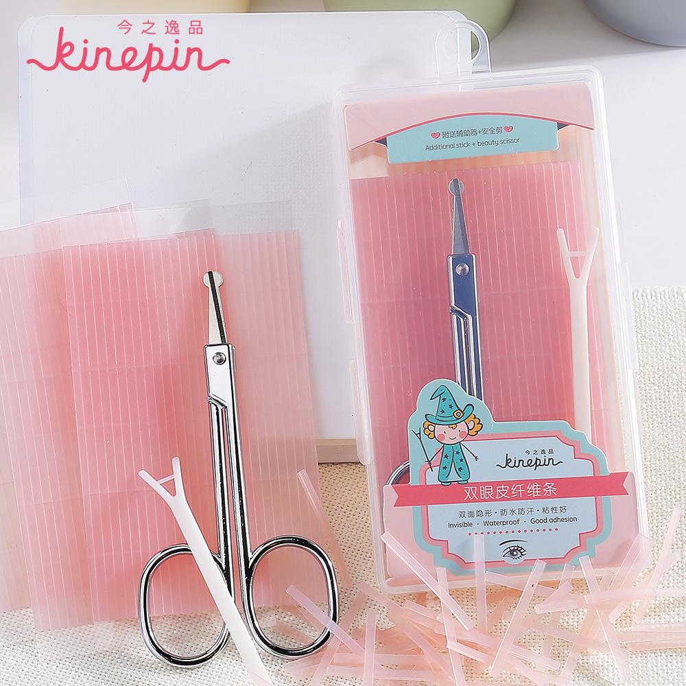 KINEPIN/今之逸品225条 易上妆隐形双面 双眼皮贴 纤维条盒装