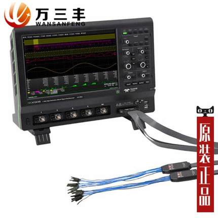 HDO4032-MS「HD O-SCOPE 350MHZ 2CH 2.5GS/S」