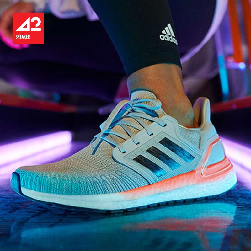 42运动家 adidas UltraBoost UB19 20男女运动休闲缓震跑鞋F35231