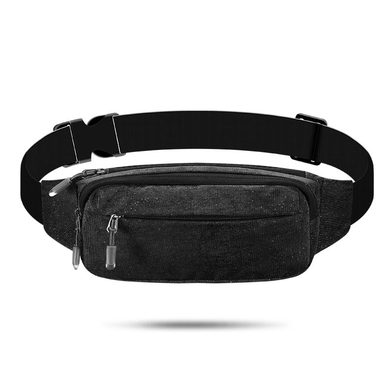 跑步手机腰包运动包男女多功能户外装备防水隐形超薄迷你小腰带包