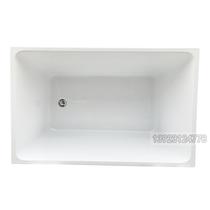 米網紅浴池1.71.2圣娜浴缸家用大人小戶型亞克力獨立式情侶浴缸