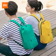 Xiaomi/Xiaomi Dazzling Small Backpack Breastpack Leisure Portable Student Backpack Outdoor Travel Shoulder Bag for Men and Women