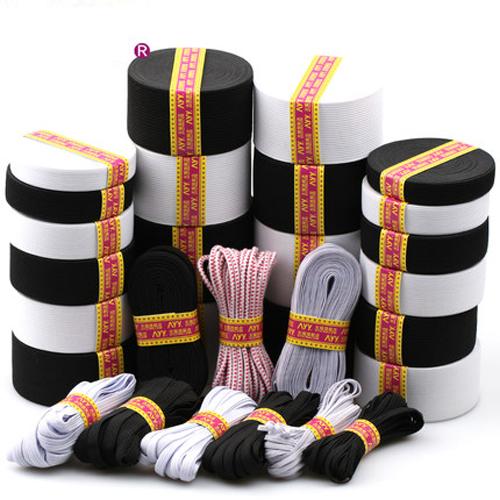 松紧带松紧弹力绳裤子超强新生儿用品学生捆绑绳子服装辅料连衣裙