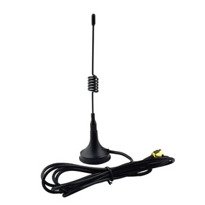 Antenna 433Mhz 3dbi SMA Plug with Magnetic Base 1.5m Cable f