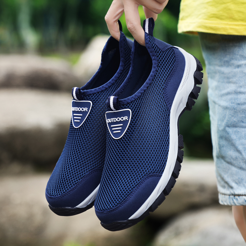 Summer casual, breathable and comfortable cycling shoes mens mountain bike shoes