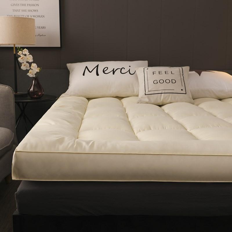 加厚床垫12cm床褥子1.5m1.8米单人双人软垫被学生宿舍1.2米保护垫(非品牌)