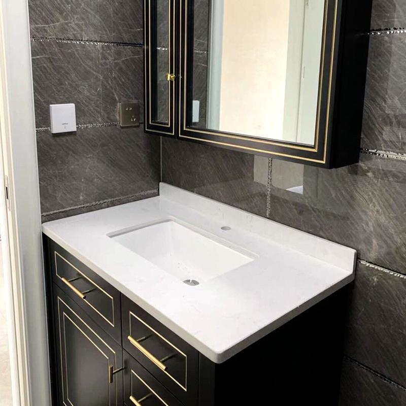 逸磊北欧智能组合洗脸手台浴室柜满2000元可用100元优惠券