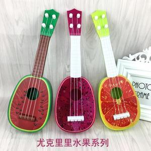 手提竖琴尤克里里初学者儿童小吉他玩具男女孩可弹奏乐器