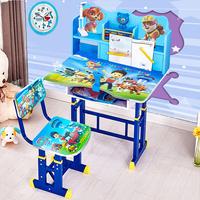 查看学习桌儿童书桌简约家用课桌小学生写字桌椅套装书柜组合男孩女孩价格