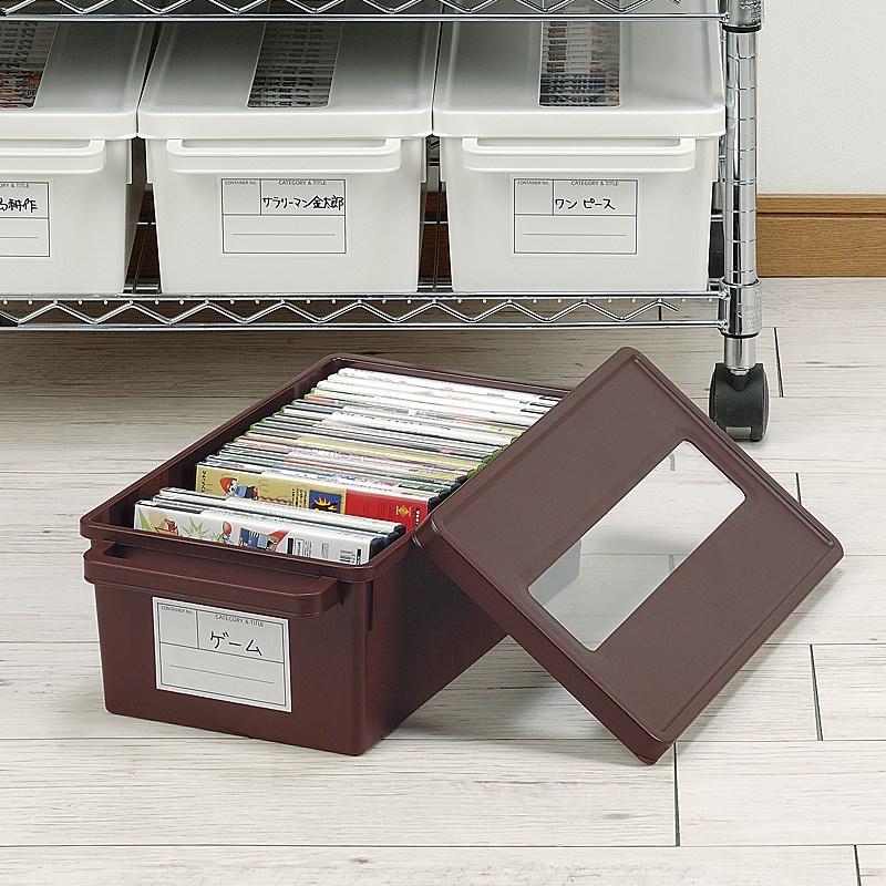 日本进口家用dvd碟片cd盒光盘收纳盒箱塑料专辑游戏碟储存盒架