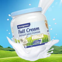 Australian Metro Blue Fat Full-fat Milk Powder Adult Children, Pregnant Women, Adults, Adults, Middle-aged and Old-aged