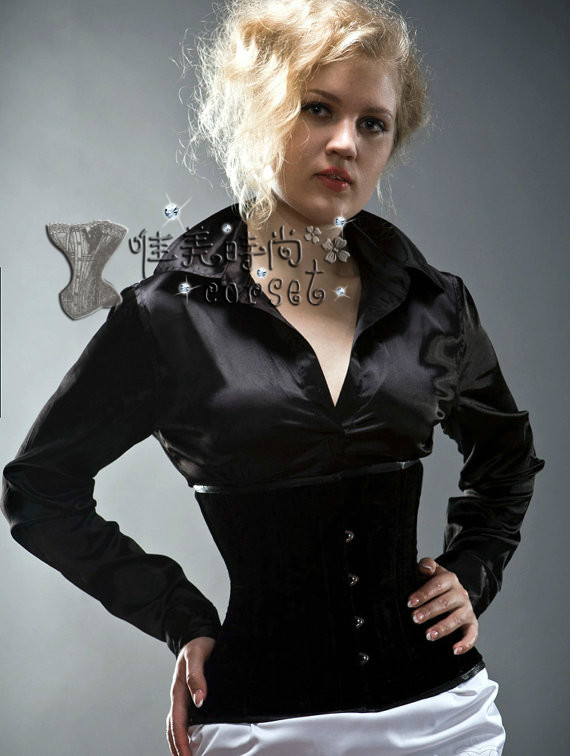 New corset CORSET gothic body shaping clothes steel palace vest corset womens waist cover