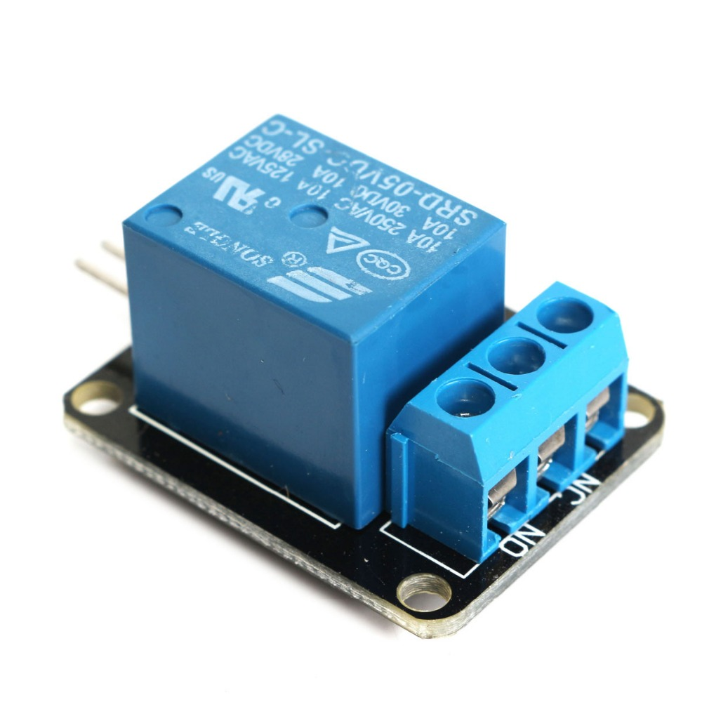 New DIY Led Electric Unit 1-Channel Relay Module Board 5,可领取元淘宝优惠券