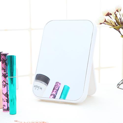 Hd один косметическое зеркало сын рабочий стол легко соус зеркало размер площади принцесса зеркало сложить футляр почта