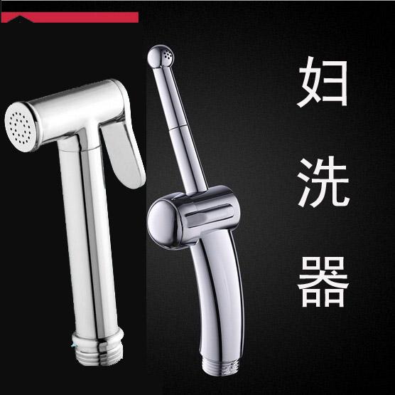 妇洗器喷头增压喷枪龙头马桶便后阴部冲洗洁身器牙科口腔洗牙清洗