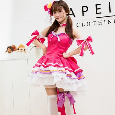 万圣节王者农药王昭君cosplay手游荣耀动漫展表演服装公主蓬蓬裙
