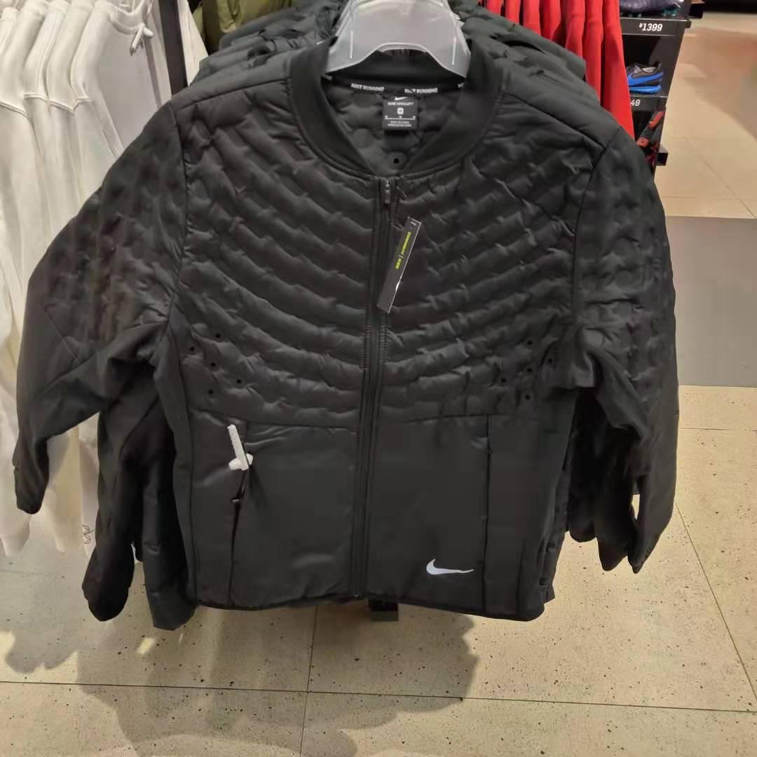 Nike 男子秋冬保暖鹅绒夹克速干羽绒服928506-010  CJ5475-010图片