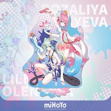【米哈游/崩坏3】角色立绘系列亚克力立牌 八重樱 德丽莎 miHoYo