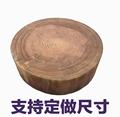 包邮松木实木砧板特厚菜墩天然圆形砧板斩板砍肉板切菜板