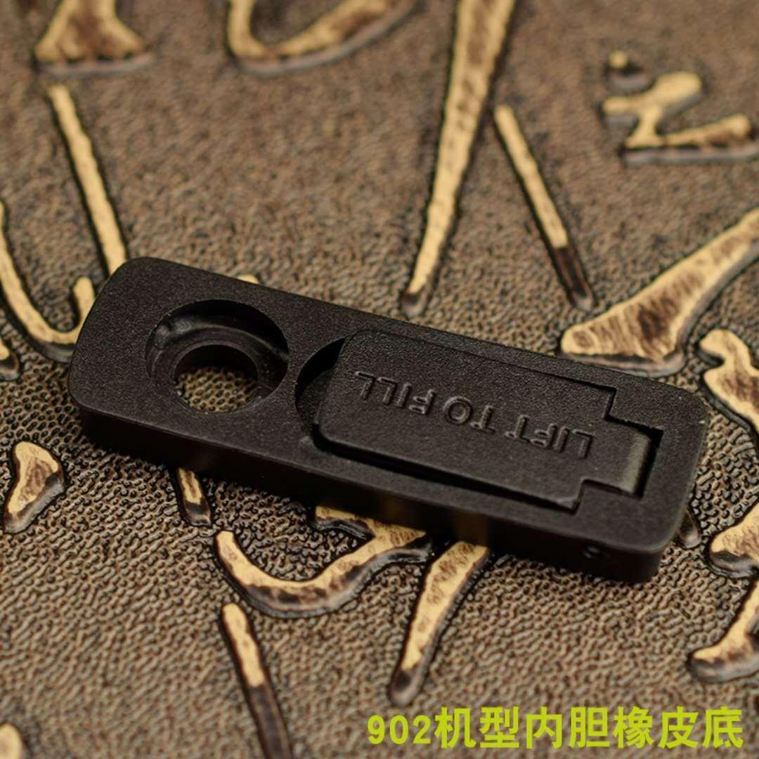 Уголь масло зажигалка вкладыш печать колодки с резиновой подошвой подушка движение упаковывать zp общий монтаж